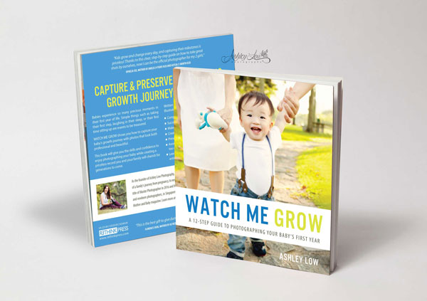 Watch Me Grow Book