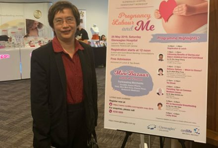 "Pregnancy, Labour and Me"" Seminar"